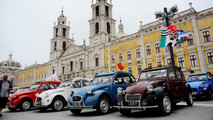 22th edition of the Mondial de la 2CV