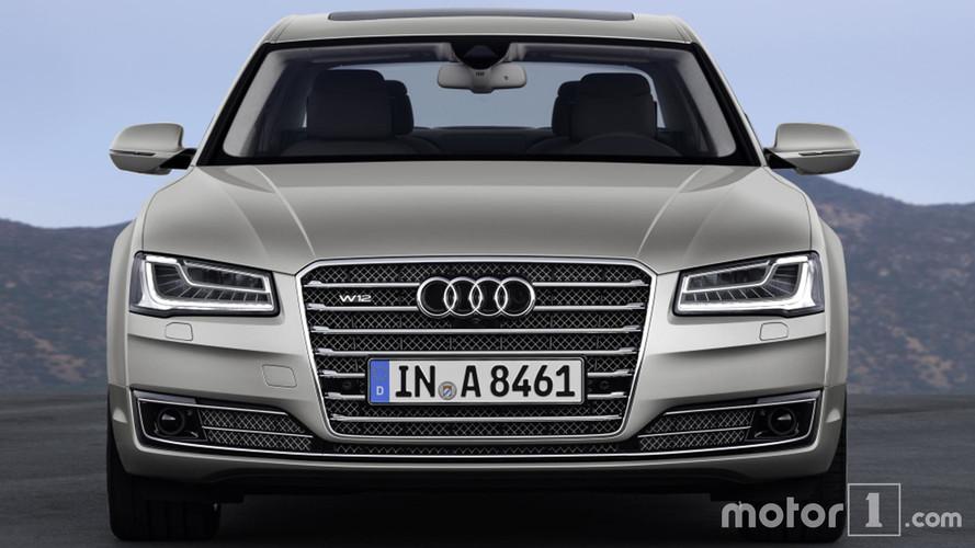Audi A8 2018 vs Audi A8 2014