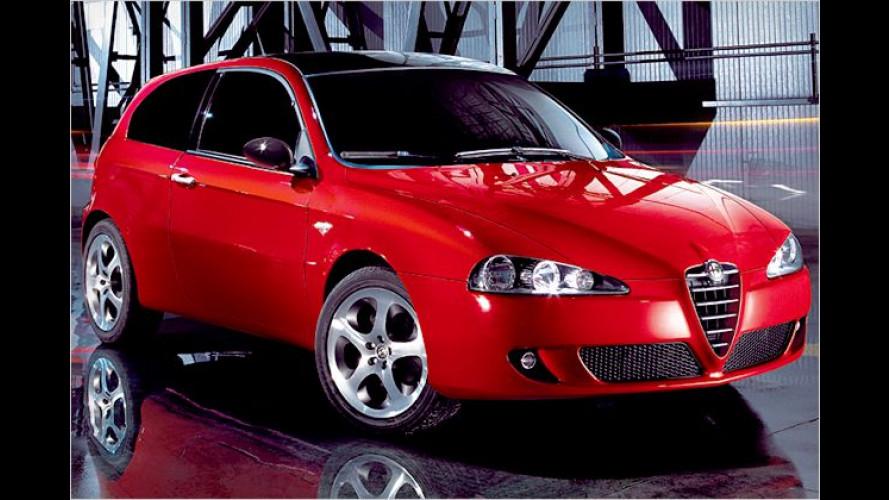 Alfa 147 Linea Nera: Schickes Sondermodell
