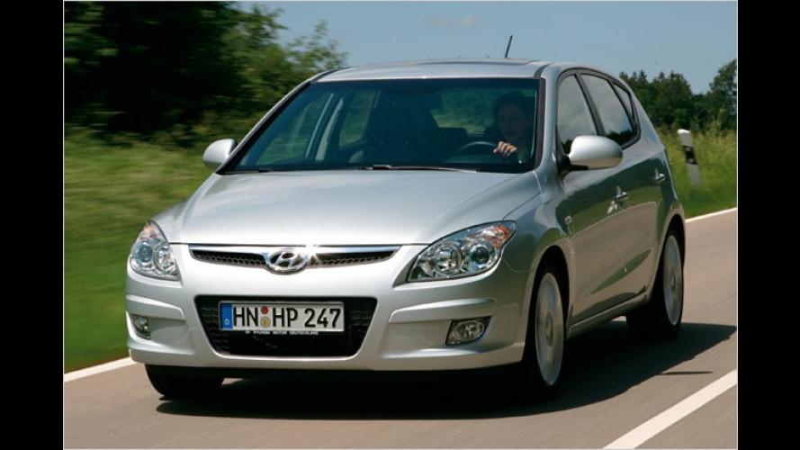 Hyundai i30 1.6 CRDi: Sparsamer Diesel-Einstieg