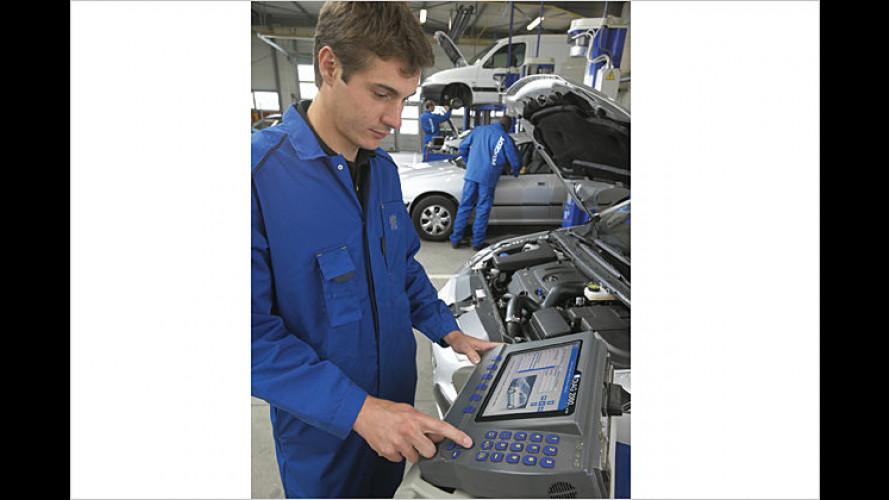 Peugeot: Mit Garantie von Wartung zu Wartung