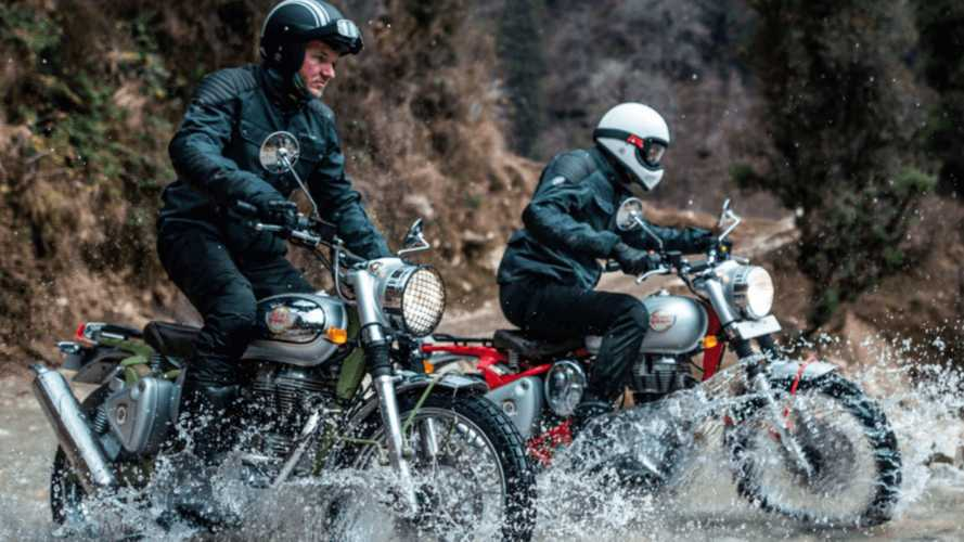 Royal Enfield lancia la nuova Bullet Trials 2019