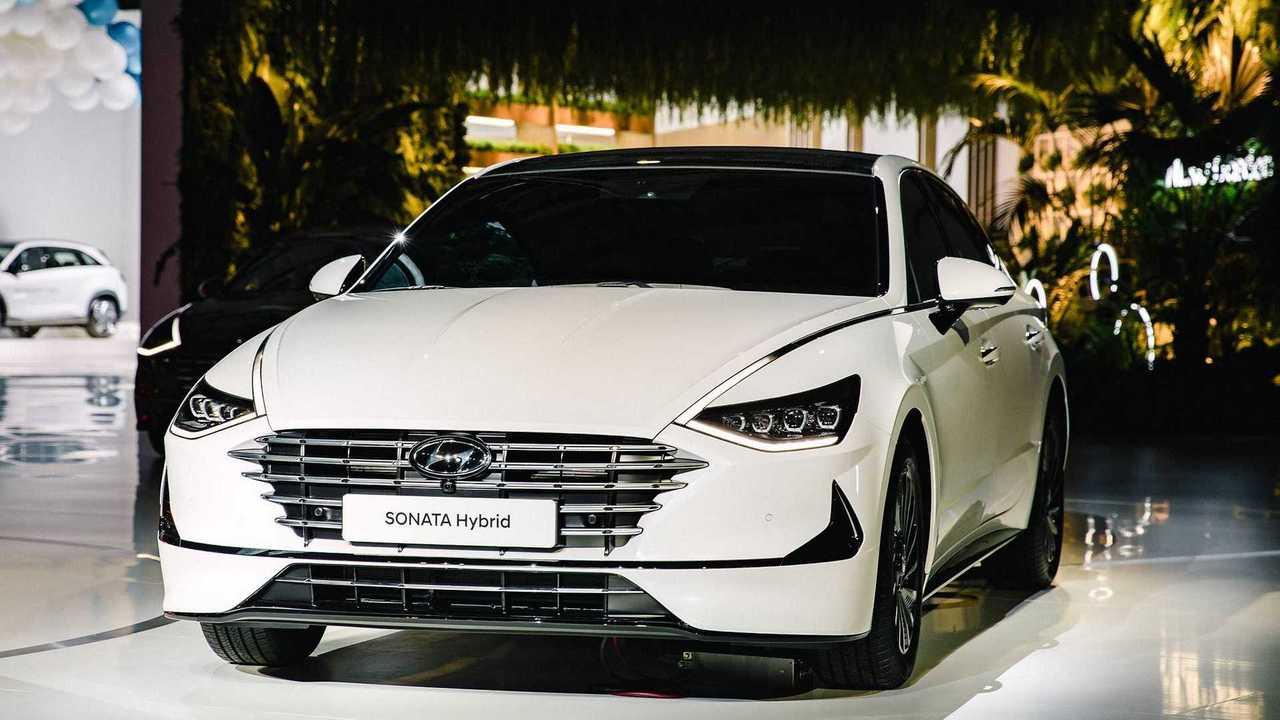 2020 Hyundai Sonata Turbo Debuts In Korea With 180 HP