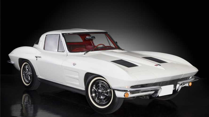 1963 Corvette Ski Car Owned by Hertz Finds New Home