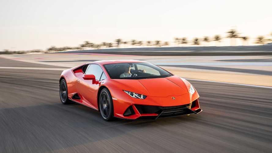 Lamborghini Huracan EVO, come va secondo gli americani