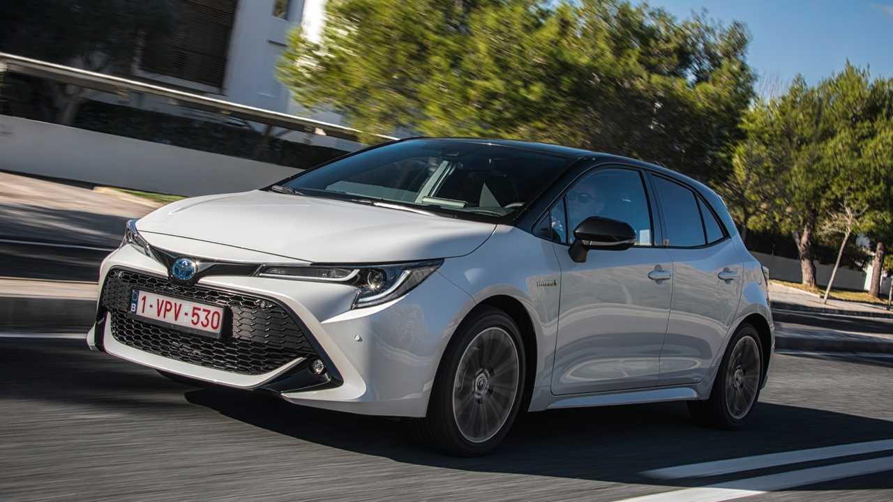 Toyota Corolla Hatchback Hybrid