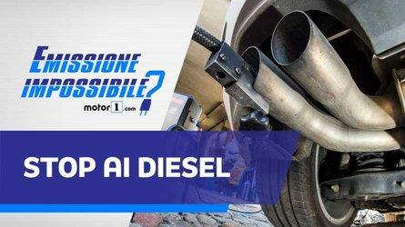 Perché non è giusto bloccare le auto diesel di ultima generazione