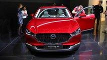 Mazda CX-30 live auf dem Genfer Auto Salon 2019