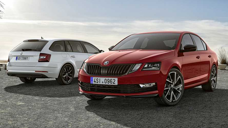 Skoda Octavia Dynamic+ pack revealed with sporty RS design cues
