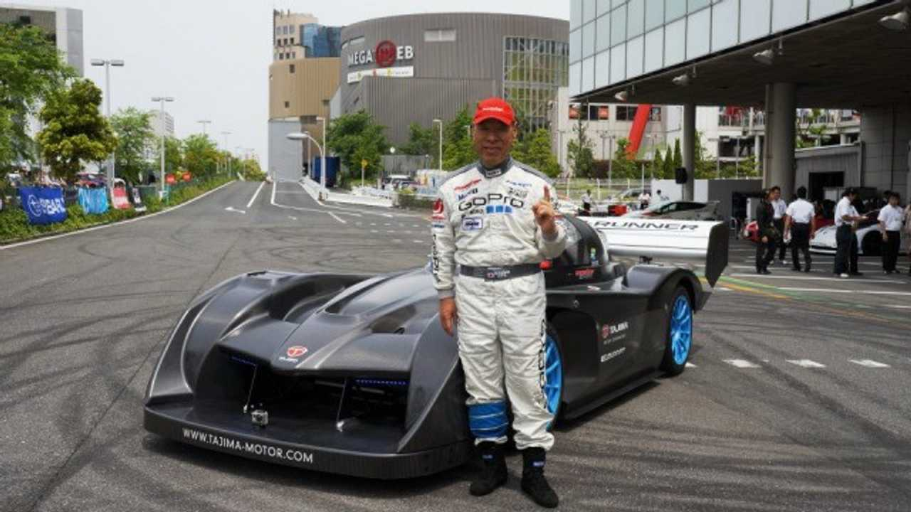 Electric Car To Compete At Pikes Peak (VIDEO)