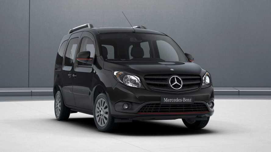 Mercedes Citan, sul Tourer arrivano i nuovi motori