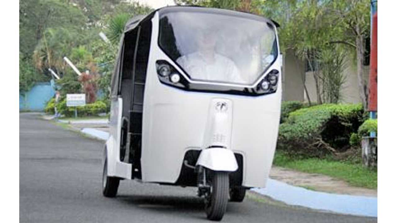Japan's Terra Motors Turns to the Philippines to Sell Thousands of EVs