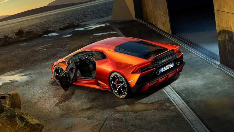 Configurez la Lamborghini Huracán EVO de vos rêves !