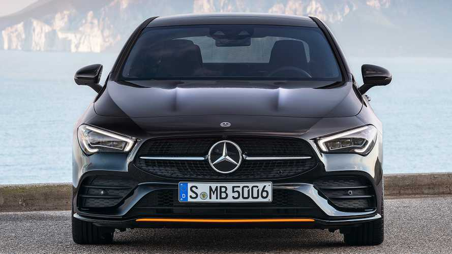 Mercedes CLA Coupé 2019 vs. 2016