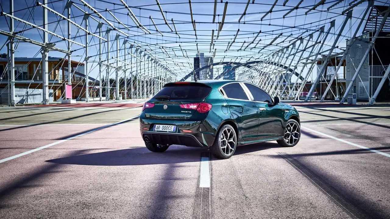2019 Alfa Romeo Giulietta Executive