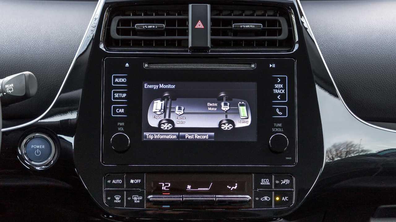 Motor Híbrido - Toyota Prius