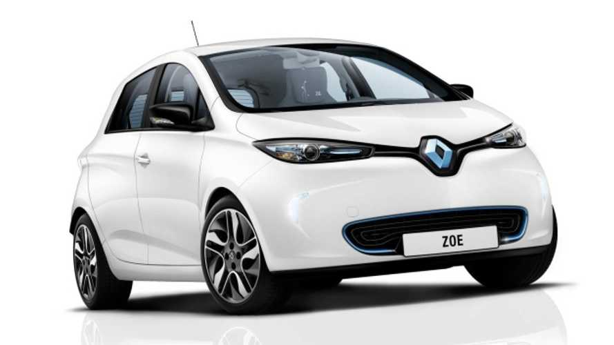 Buy a Renault Zoe, Get a Home Charger Installed Free