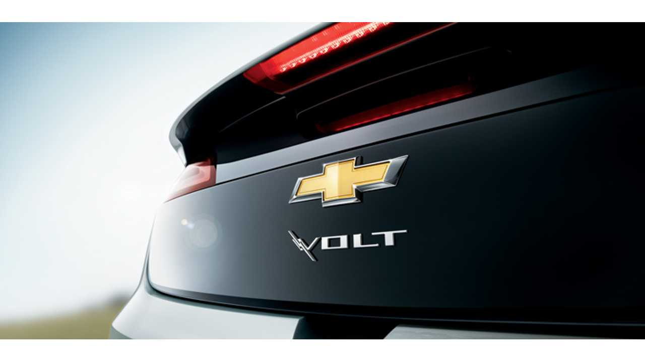 GM Plans For 36,000 Volt Based Sales This Year After