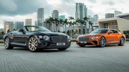 Bentley Continental GT получил новый V8