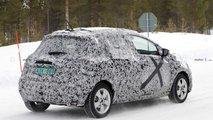 2020 Renault Zoe spy photo