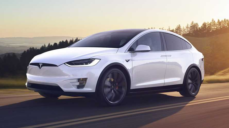 Tesla Model X Wows 99-Year-Old: It's Like A Rocket Ship