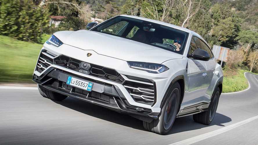 Lamborghini, la Urus porta in dote il record di vendite