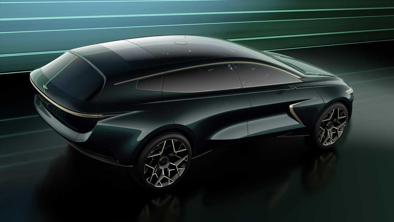 Внедорожный концепт Lagonda