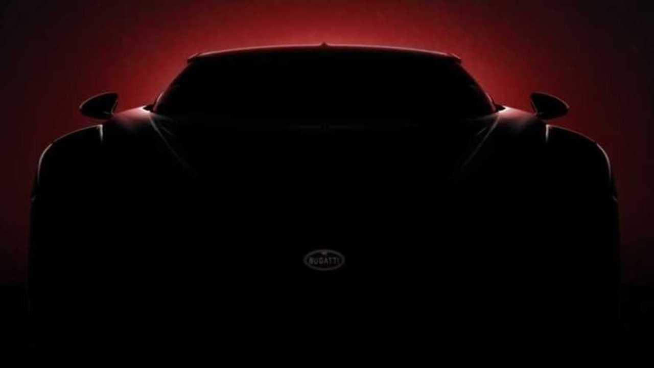 Teaser Bugatti Atlantic