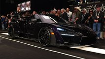 2019 McLaren Senna heading to auction