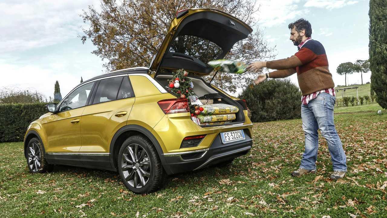 Volkswagen T-Roc 1.6 TDI stress test