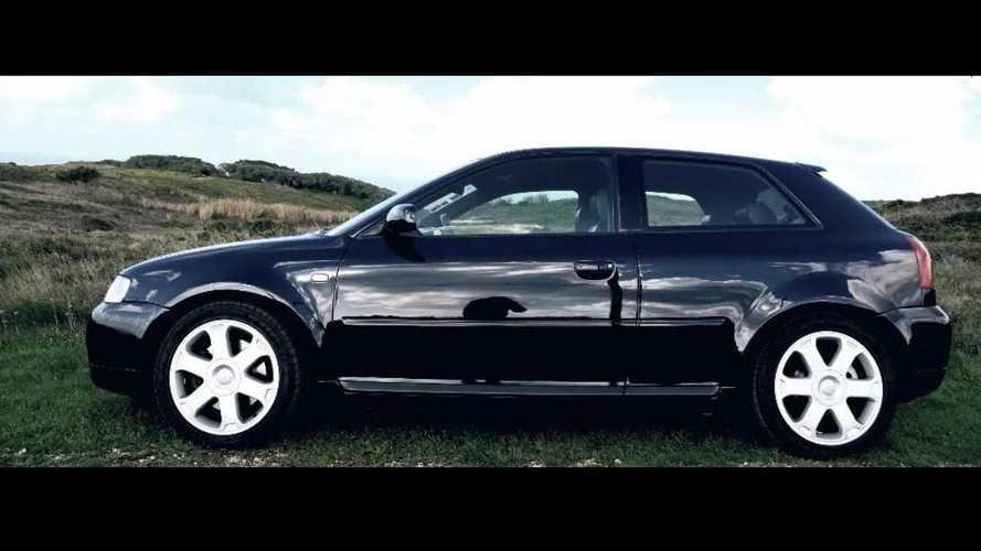 Audi S3 2000 Cristiano Ronaldo
