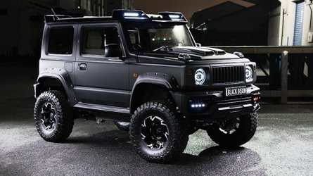 Suzuki Jimny Black Bison Edition Looks Devilishly Good [UPDATE]