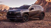 2020 Toyota RAV4 TRD для бездорожья