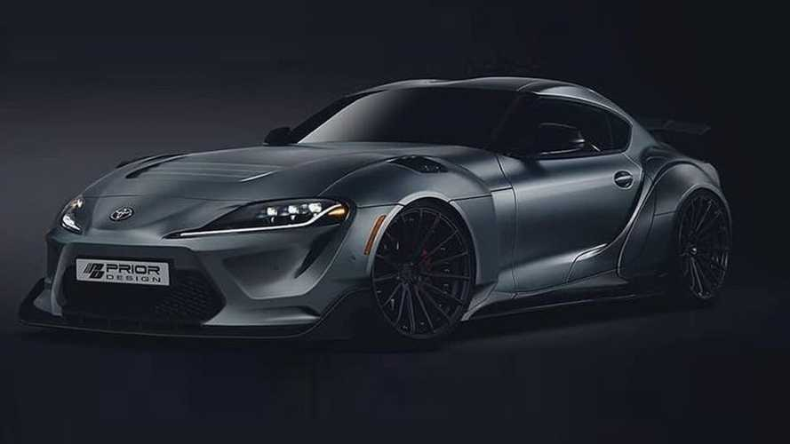 2020 Toyota Supra by Prior Design