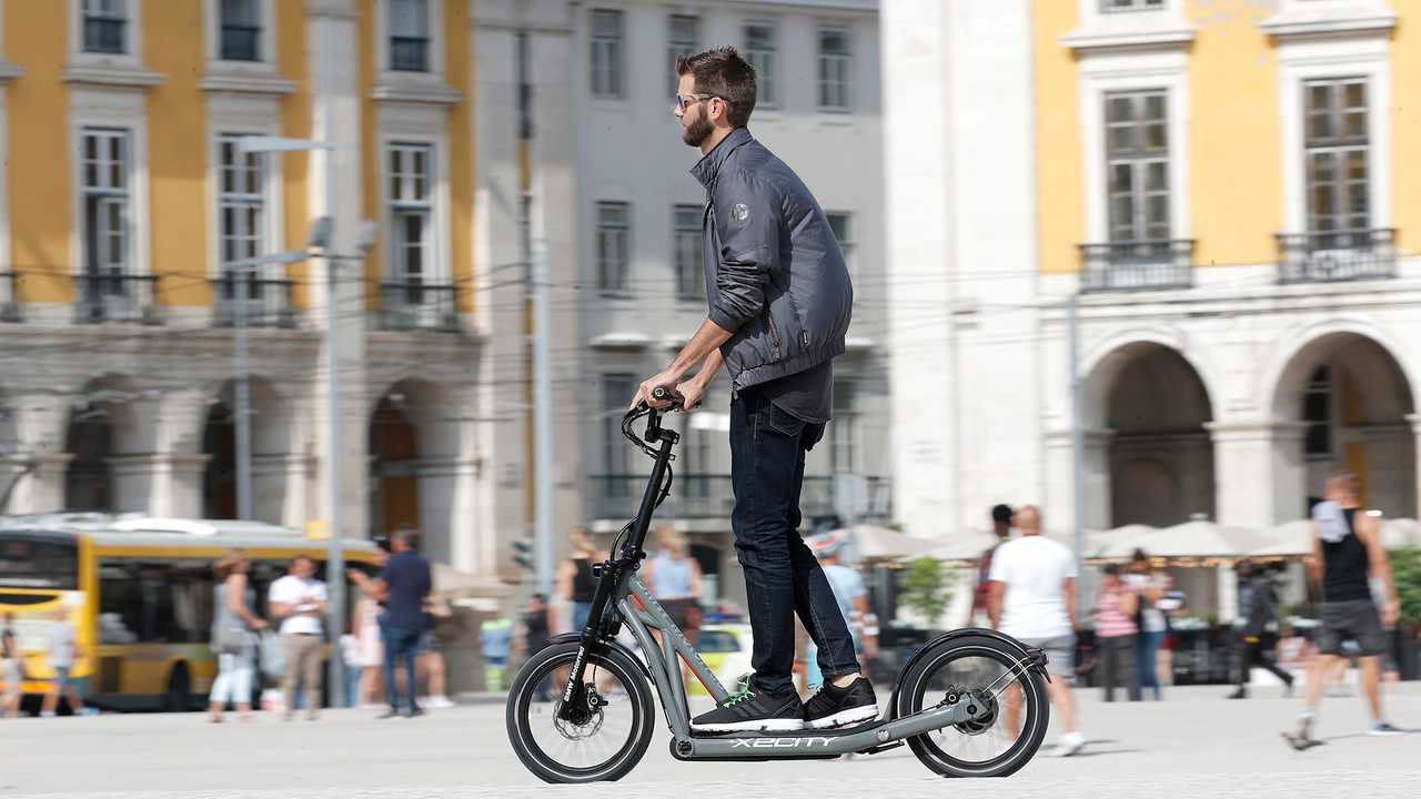 BMW Motorrad X2City 2019