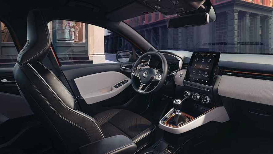 Neuer Renault Clio (2019): Erste Bilder vom Cockpit