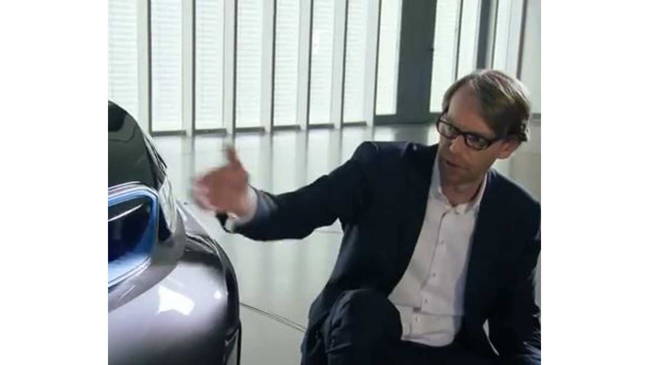 Video: Interview With Benoit Jacob, Head of BMW i Design - Topic BMW i3