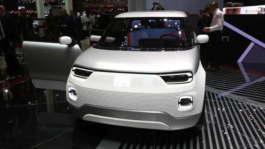 Fiat Concept Centoventi, en el salón de Ginebra 2019