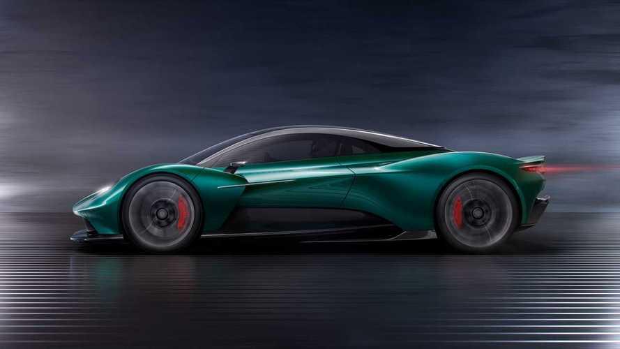 Des versions Volante et AMR Pro pour la future Aston Martin Vanquish