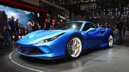 Nova Ferrari F8 Tributo é revelada com o insano motor V8 de 720 cv