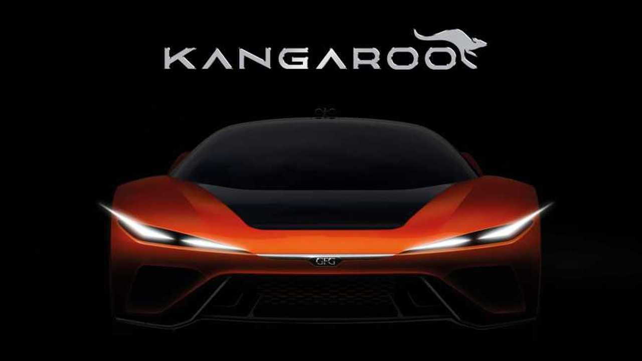 GFG Style Kangaroo Konsepti