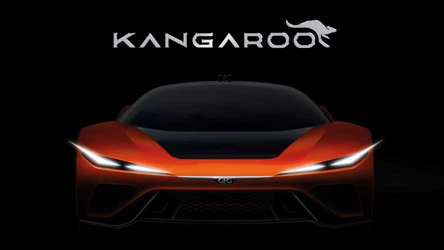 GFG adlı İtalyan firması elektrikli hiper SUV konseptini gösterdi