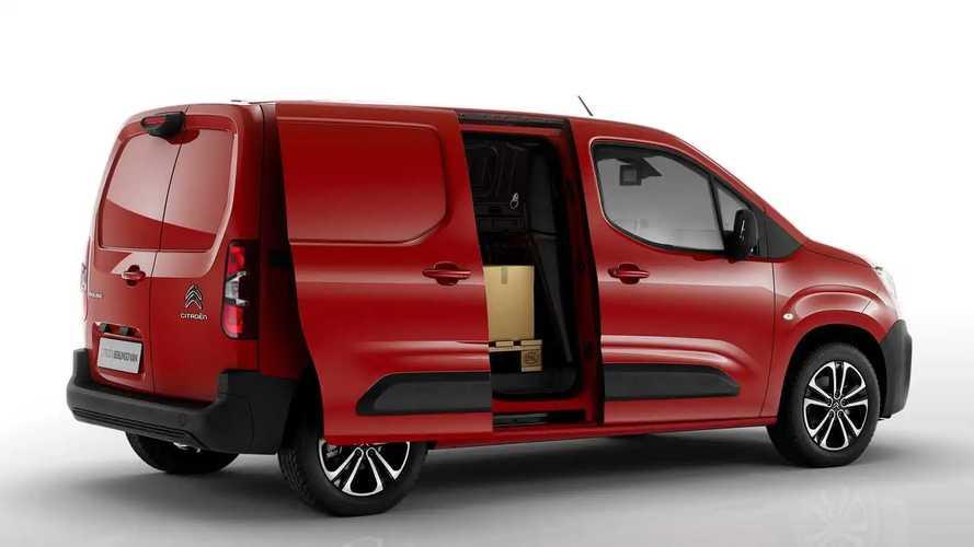 Citroën a Transpotec 2019 con Jumper e Berlingo Van