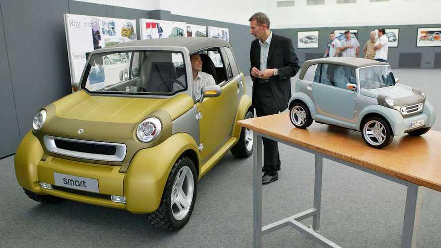 Концепция Smart Crosstown 2005 года