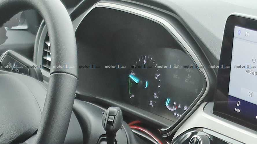 2020 Ford Escape Interior Spy Photo Motor1 Com Photos