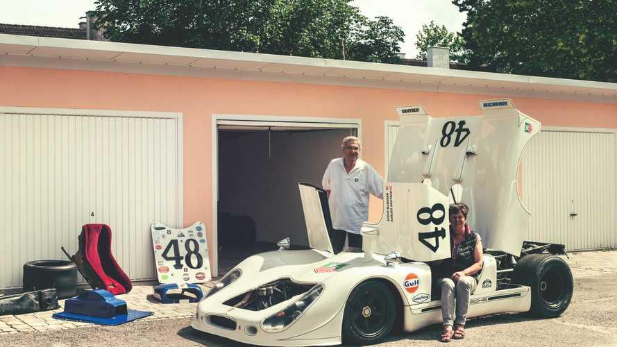 L'incroyable histoire de la Porsche 908 devenue 'camera car'