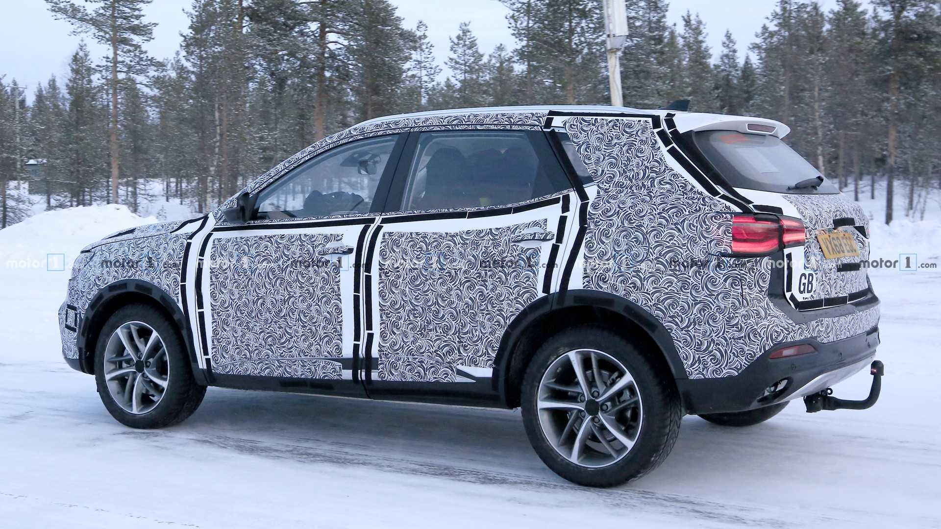 2019 - [MG] X-Motion SUV Mg-x-motion-spy-photo