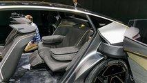 Nissan IMs concept, le foto live da Detroit