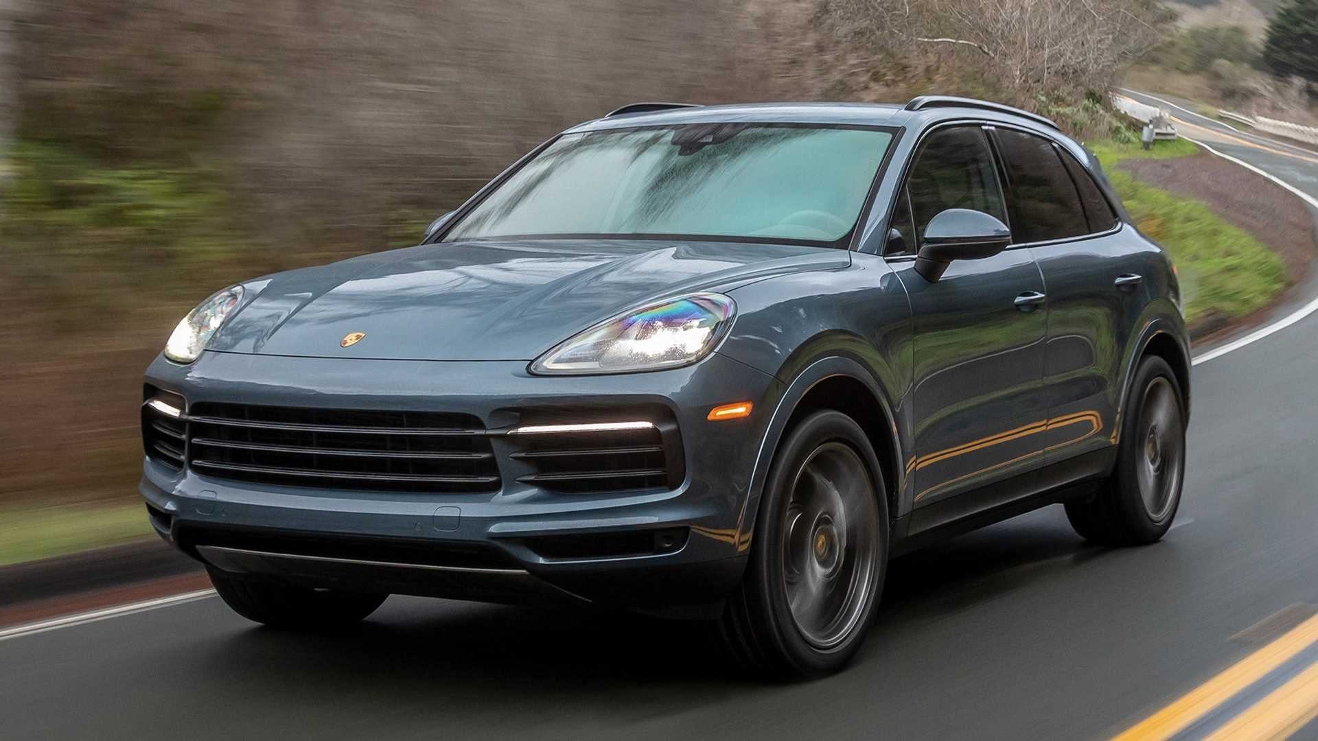 Porsche Cayenne Turbo S E Hybrid Will Be Brands Most