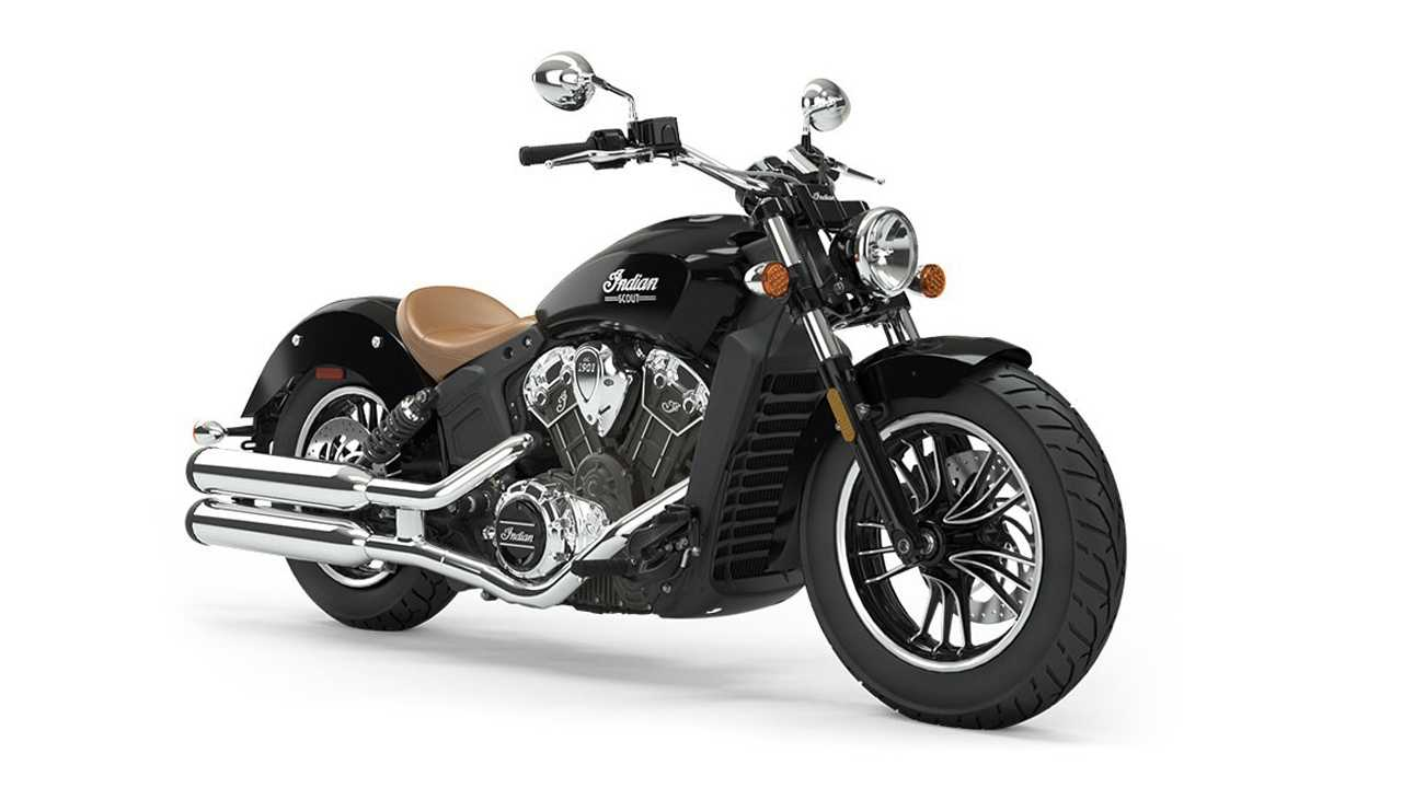 2019 Indian Scout Sixty - $8,999